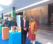 Dr.Rajanikant with  Dy.Secretary General of WIPO